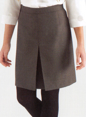 Banner Grey Pleated School Skirts