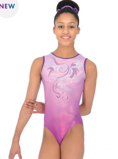 ef45f8b14a04 MACY SLEEVELESS GYMNASTICS LEOTARD - Josens Uniforms