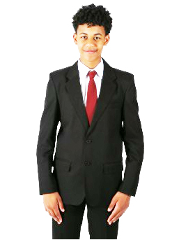 BOYS REFINED SCHOOL BLAZER (NEW)