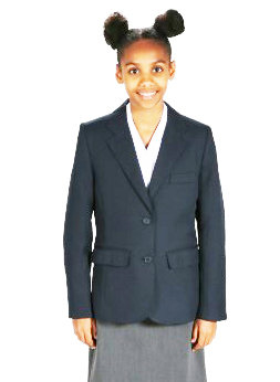 GIRLS REFINED SCHOOL BLAZER (NEW)