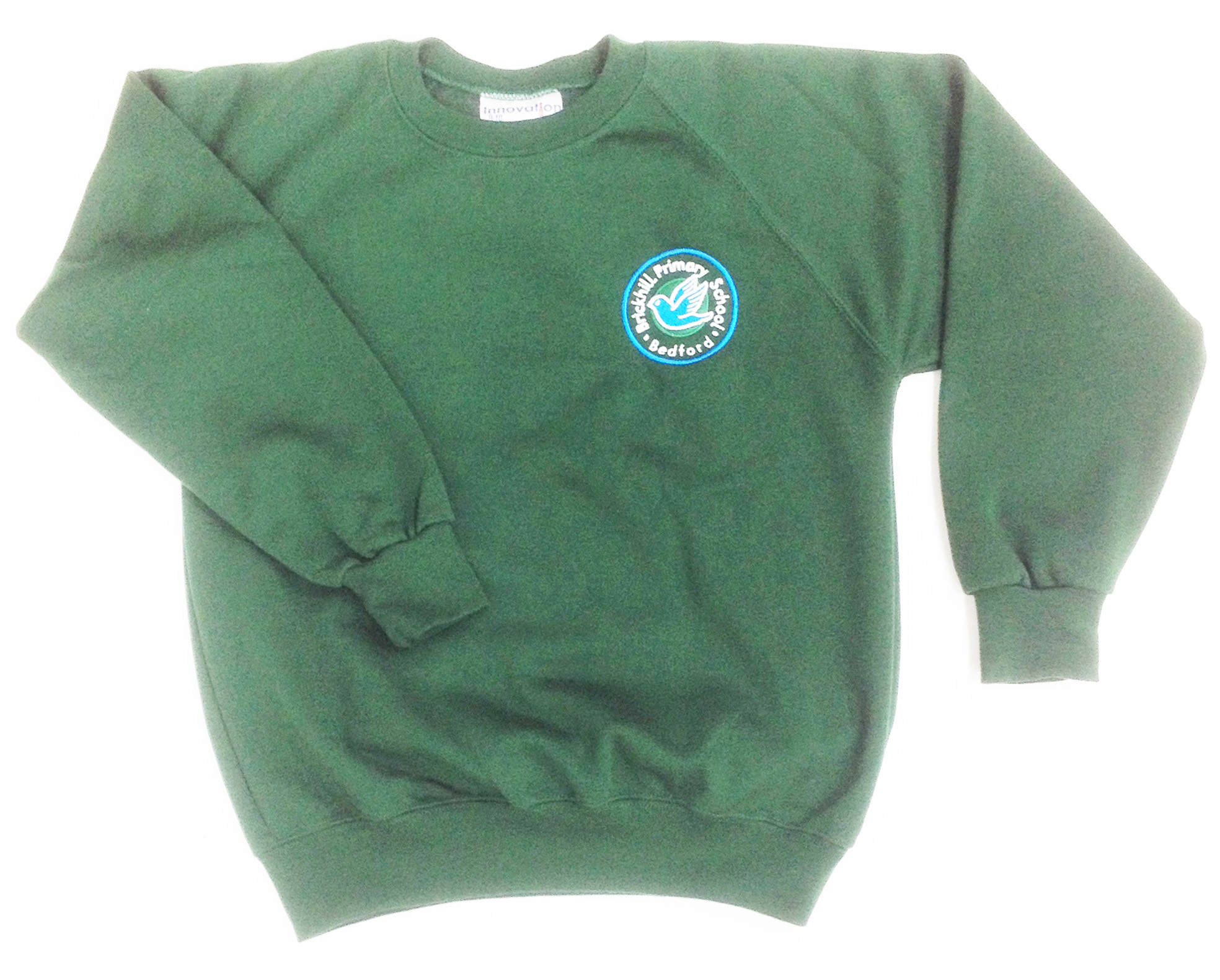 Brickhill Primary Sweatshirt (Bottle)