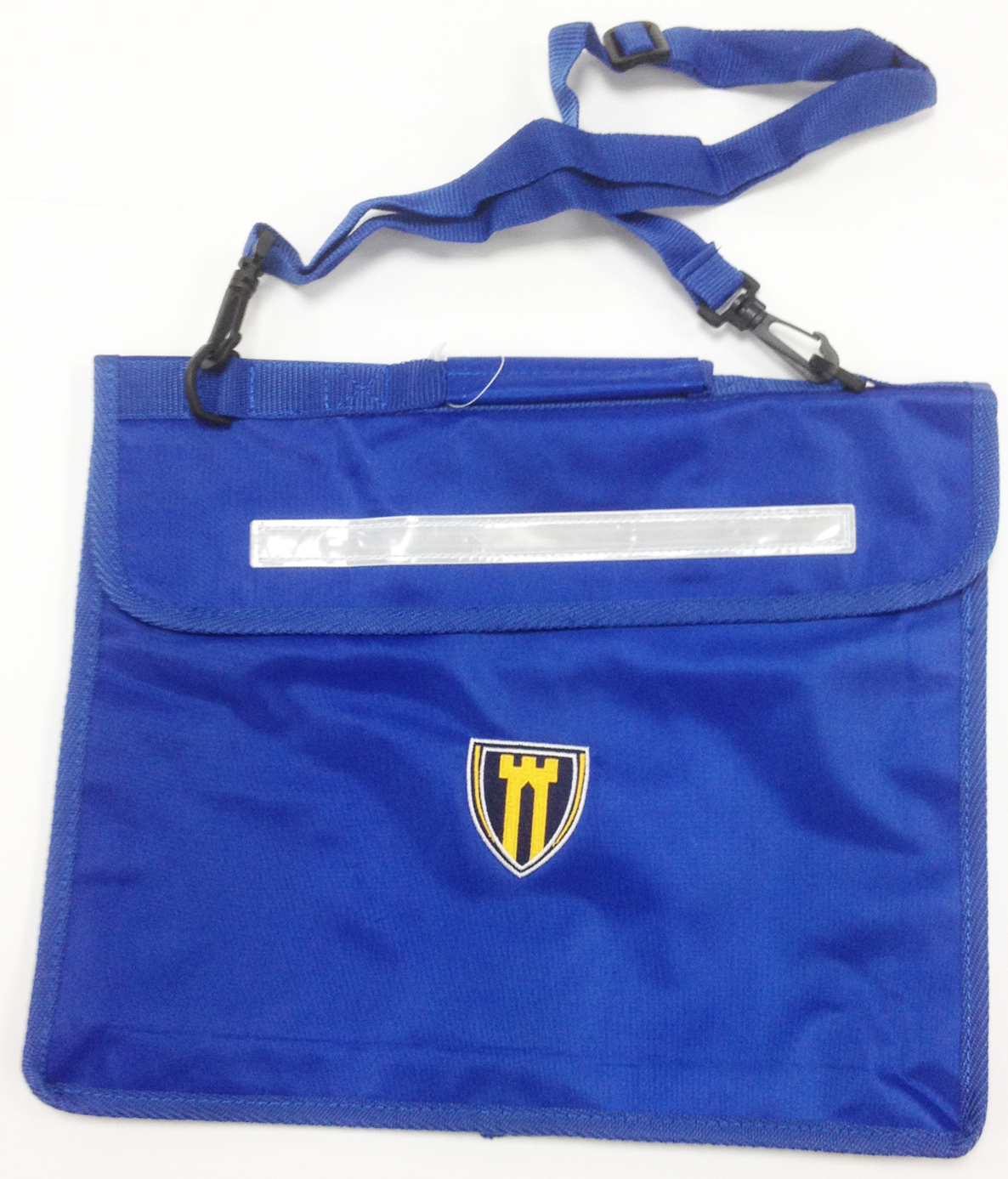 Castle Newnham Primary Book Bag (Royal)