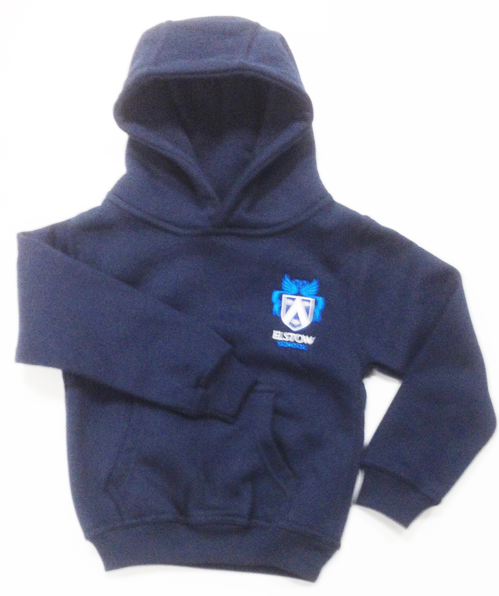 080b2e45b174 Elstow School Sports Hoodie (Navy)