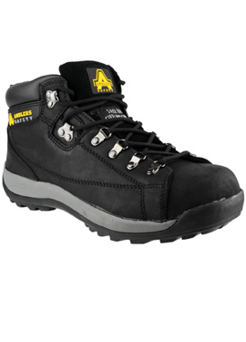 AMBLERS COMFORTABLE UNISEX SAFETY BOOTS - SB