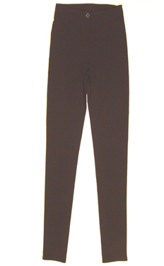 GIRLS 1 BUTTON NARROW LEG TROUSER