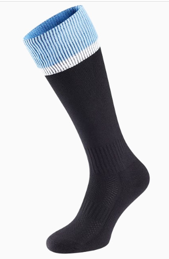 Mark Rutherford Sports Socks (Black/Blue/White)