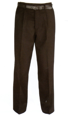 LARGE BOYS ELASTIC WAIST TROUSER